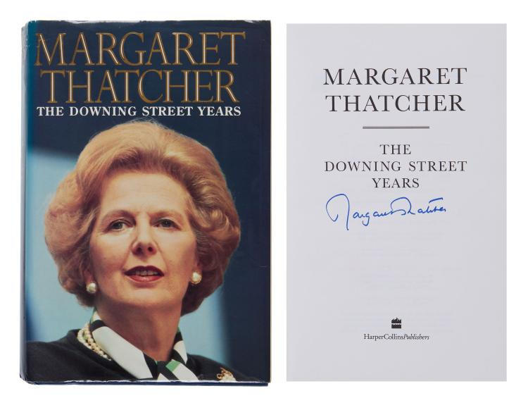 margaret thatcher the downing street years pdf