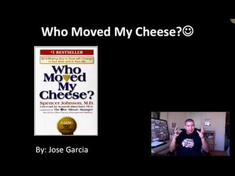who moved my cheese summary pdf