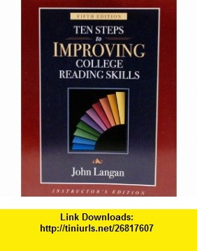 reading and study skills by john langan pdf