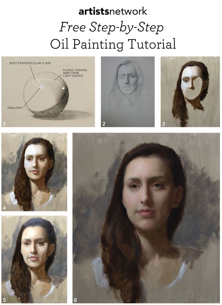 oil painting techniques for beginners pdf