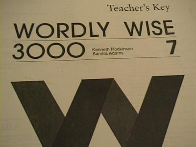 wordly wise 3000 book 7 pdf online free