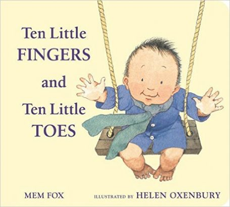 ten tiny toes book pdf