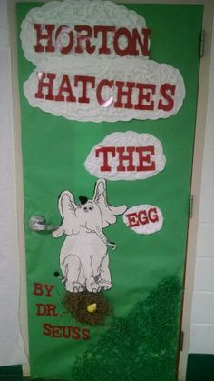 horton hatches the egg pdf