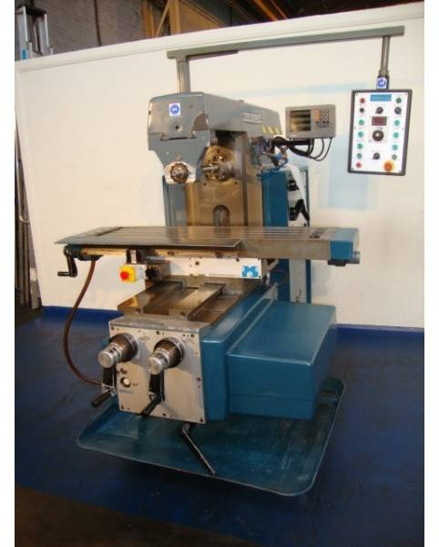 rotary table milling machine pdf