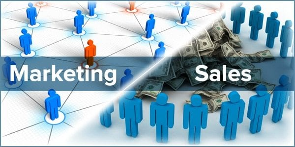difference between sales and marketing pdf