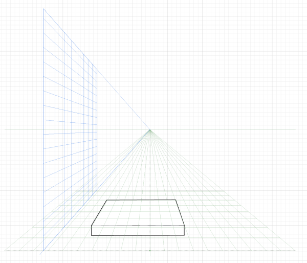 one point perspective drawing pdf