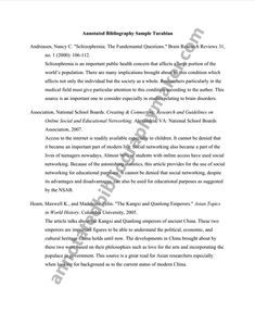annotated bibliography example mla 8 pdf