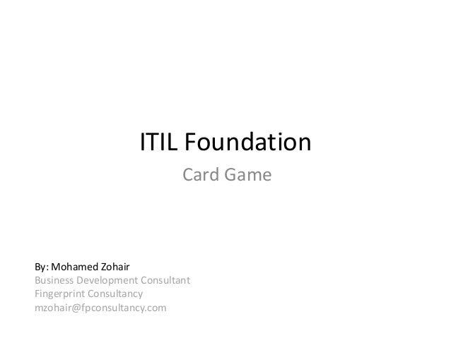 itil for dummies 2011 pdf