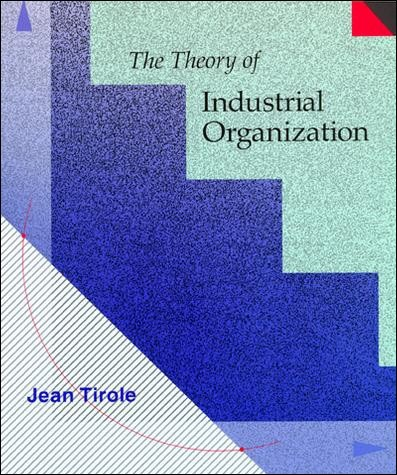 the theory of industrial organization jean tirole pdf