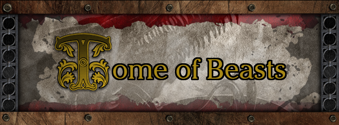 tome of beasts for 5th edition pdf download
