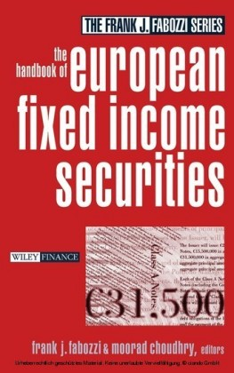 the handbook of fixed income securities pdf