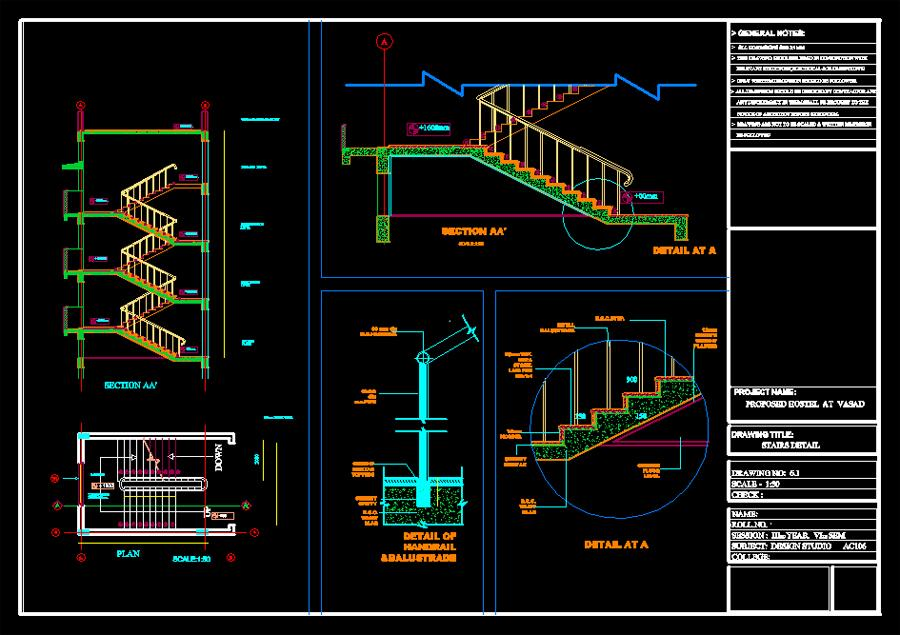 steel staircase design calculation pdf