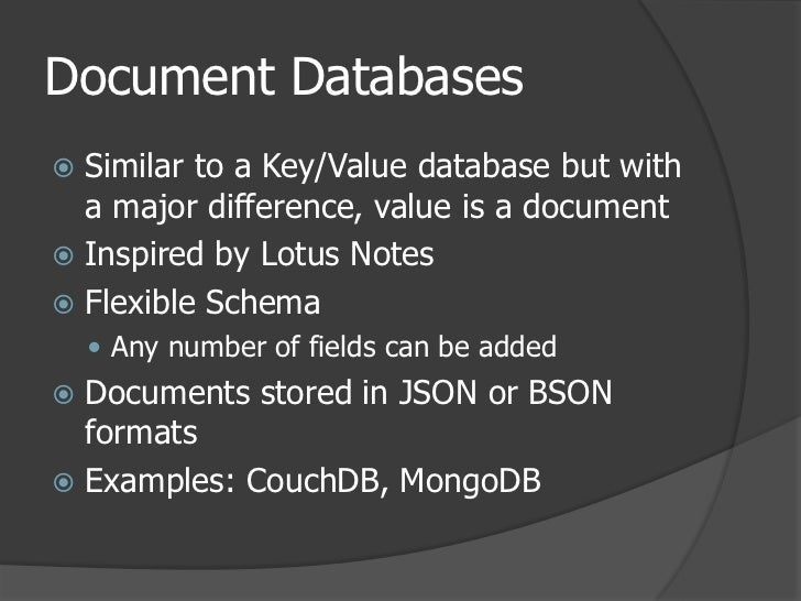 introduction to nosql databases pdf