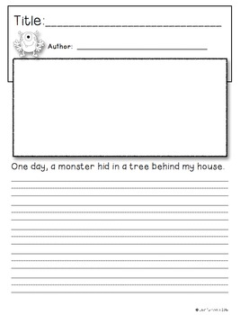 story starters for middle school pdf
