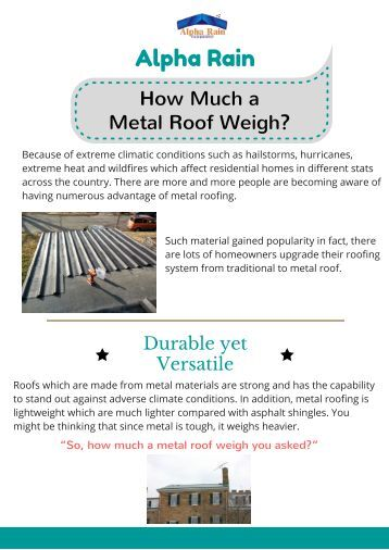 metal roofing installation guide pdf
