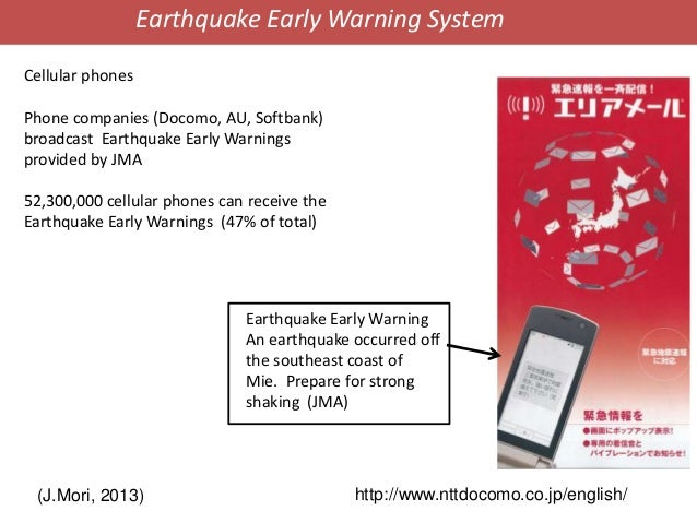 tsunami warning system report pdf