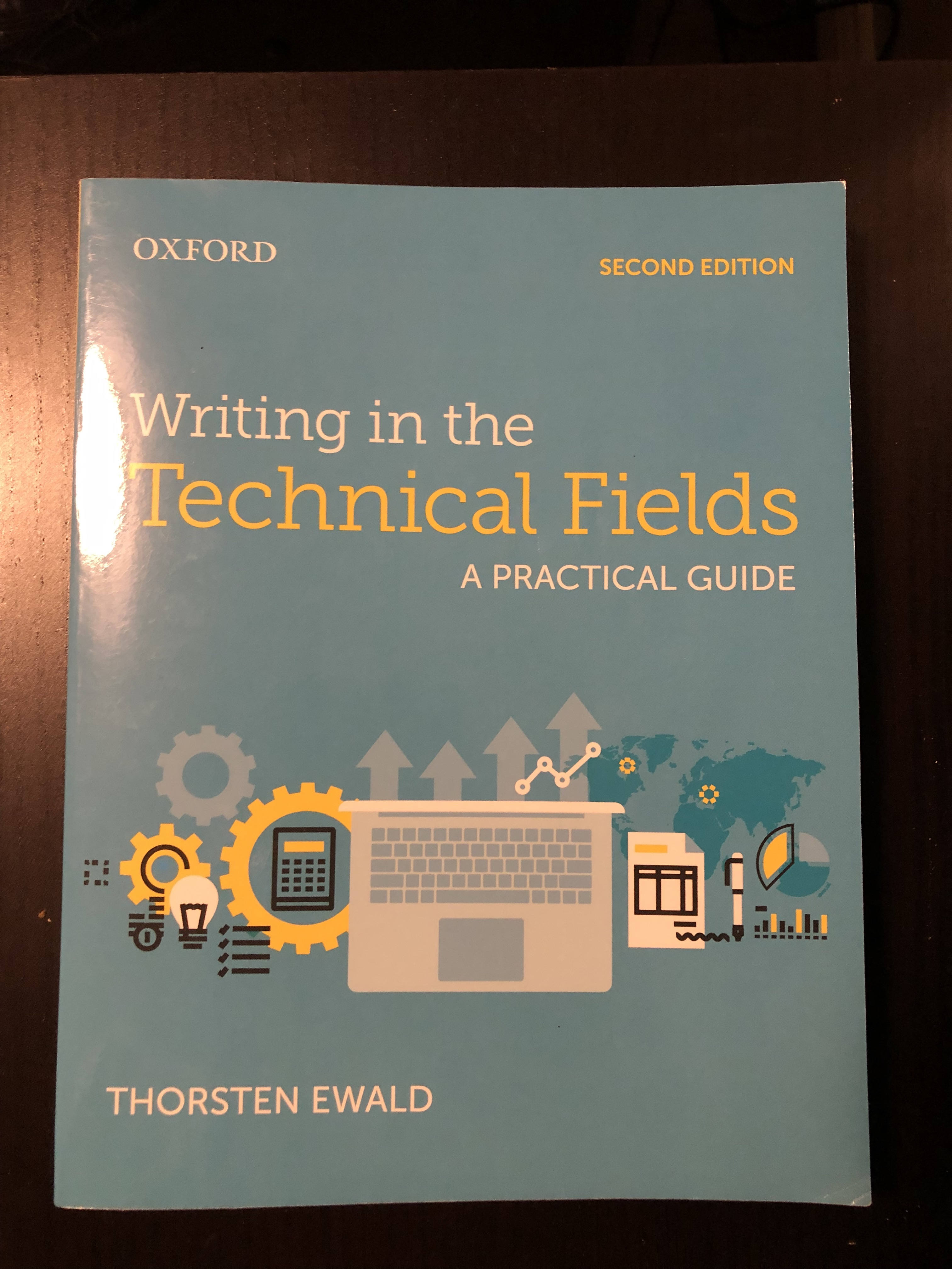 writing in the technical fields a practical guide ewald pdf