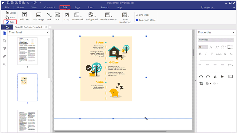 how to resize an image in pdf