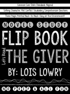 the giver full text pdf