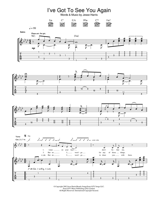 sungha jung canon in d tabs pdf