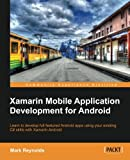 xamarin mobile application development for android second edition pdf