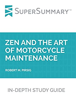 the art of zen and motorcycle maintenance pdf