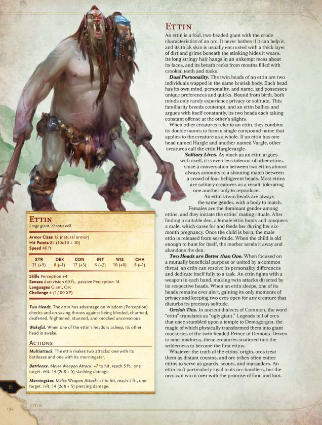 tome of monsters 5e pdf