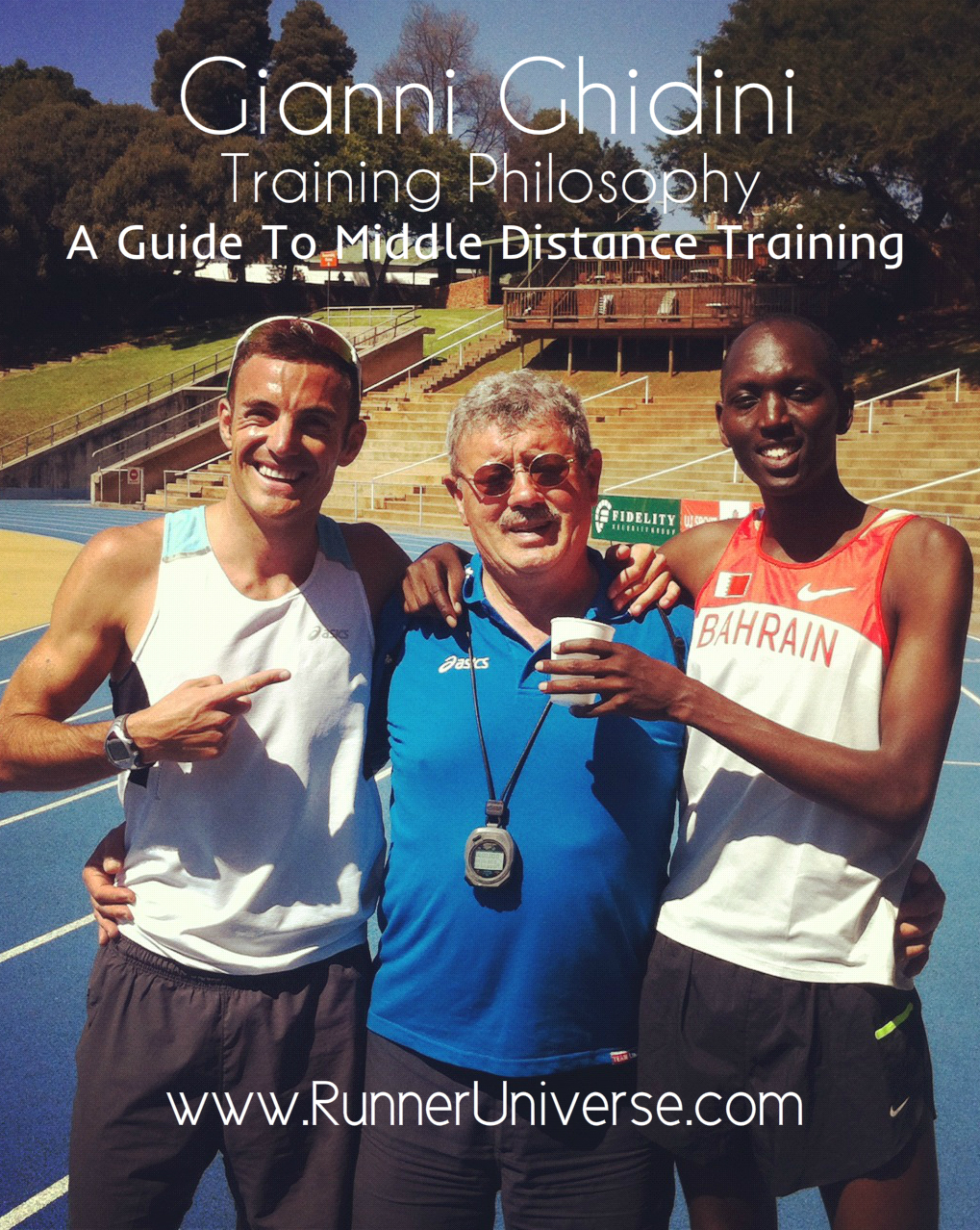middle distance training program pdf