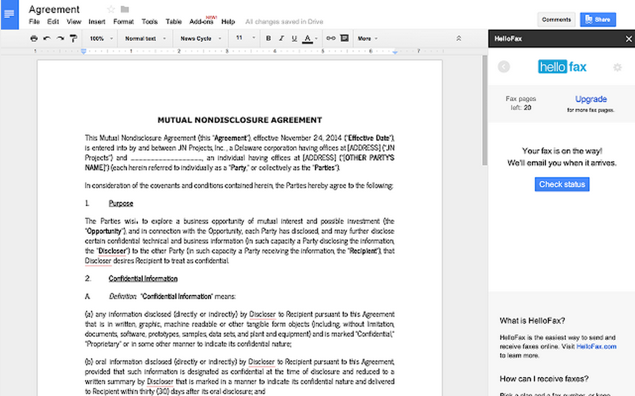 how to turn pdf into google doc