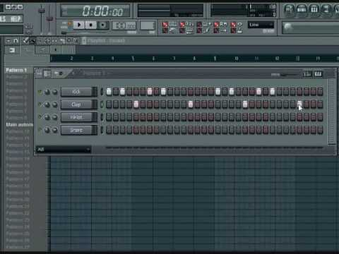 fl studio 9 tutorial pdf