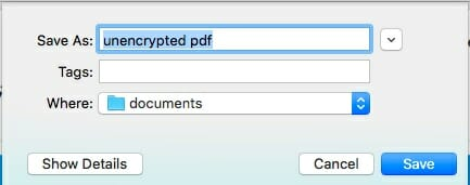 how to save as pdf on windows