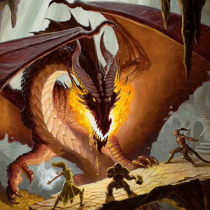 dungeons and dragons pdf rules