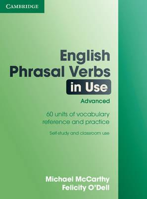 english phrasal verbs in use advanced with answers pdf