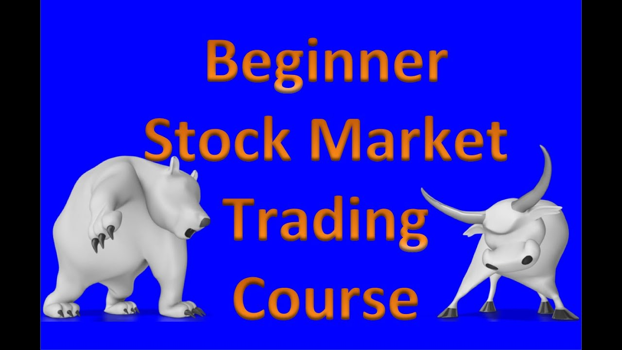 the stock market for beginners pdf