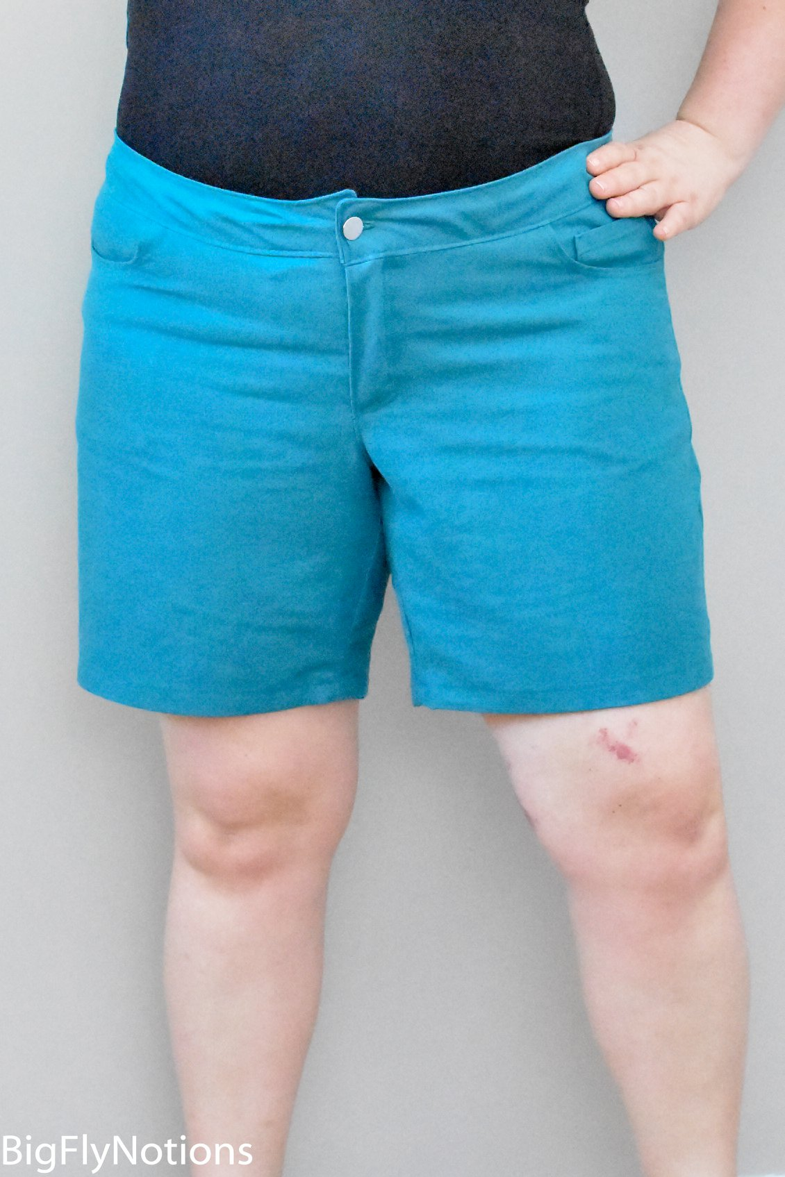 free womens shorts pattern pdf