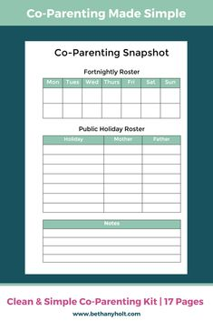 what is single parenting pdf