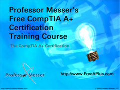professor messer a+ notes pdf free