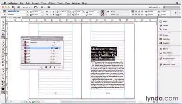 adobe indesign cs6 tutorials for beginners pdf free download