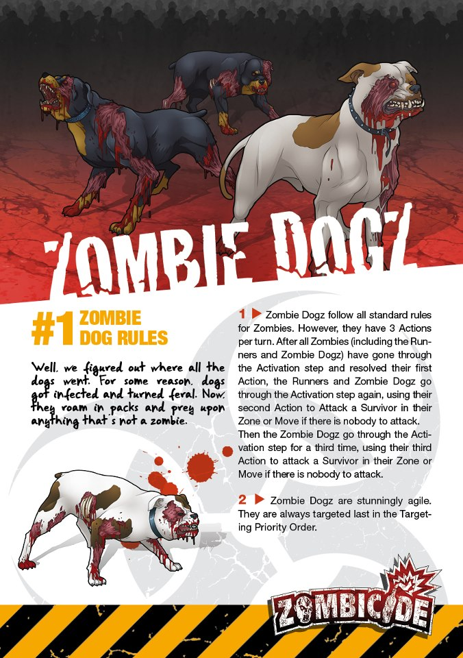 all things zombie rules pdf
