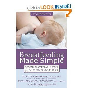breastfeeding made simple seven natural laws for nursing mothers pdf