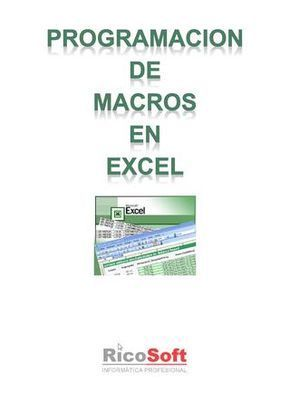excel 2016 vba and macros pdf