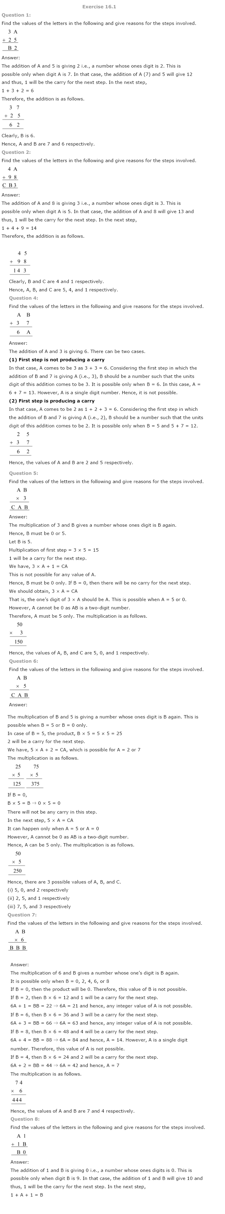 ncert 8th class maths book pdf