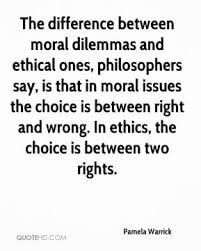 difference between ethics and morality pdf