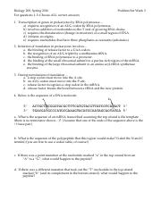 biol 311 exam u of c pdf coursehero