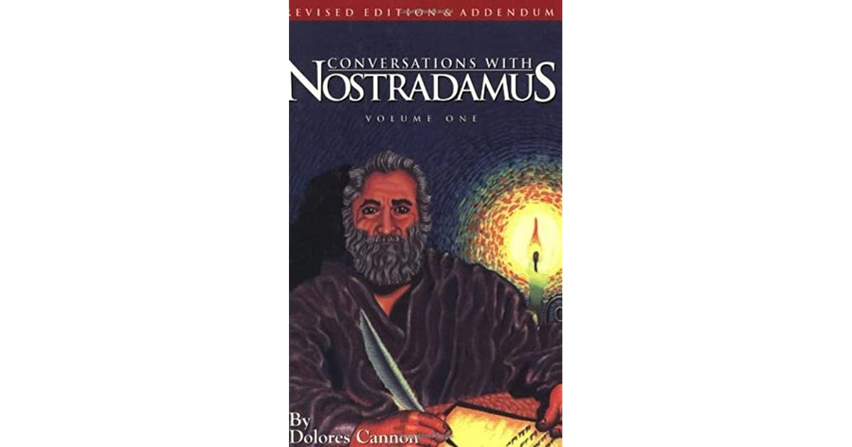 dolores cannon conversations with nostradamus pdf