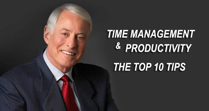 time management pdf brian tracy