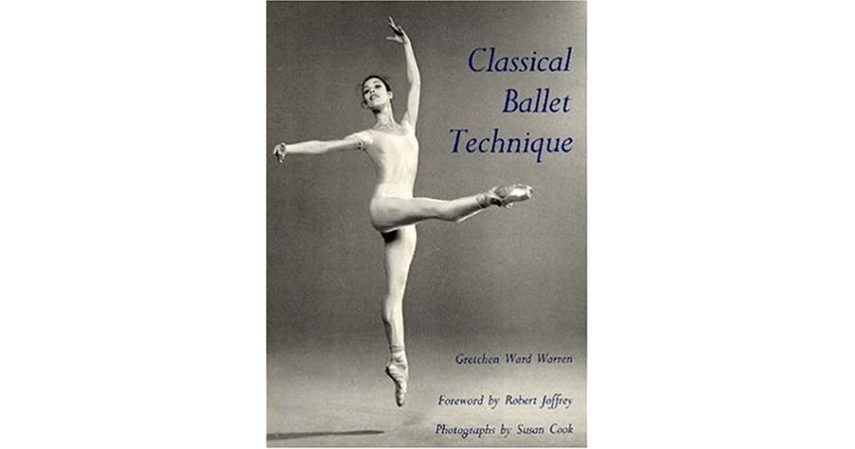 classical ballet technique gretchen ward warren pdf