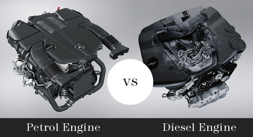 diesel engine vs petrol engine pdf