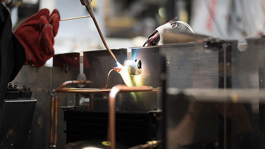 difference between welding and brazing pdf