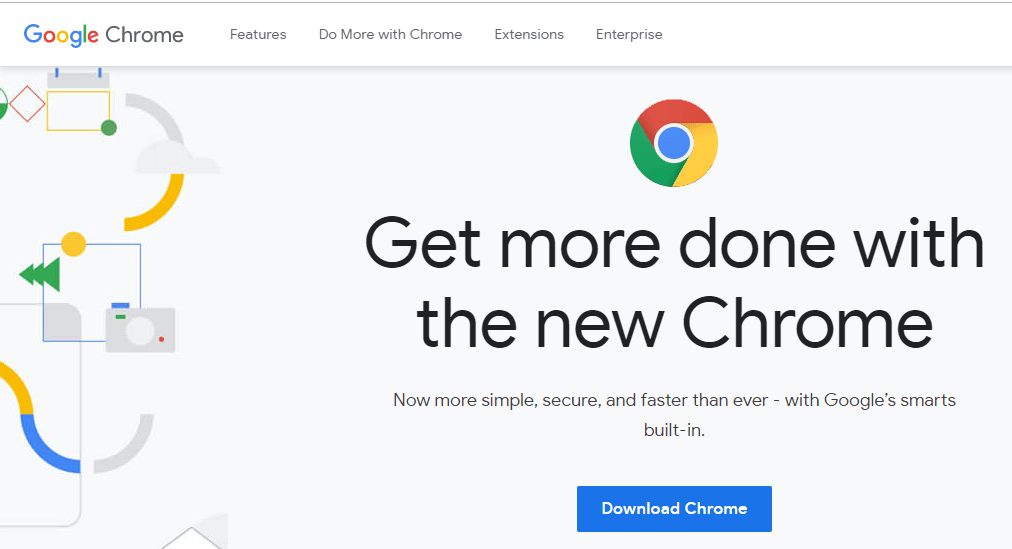download pdf not open in chrome